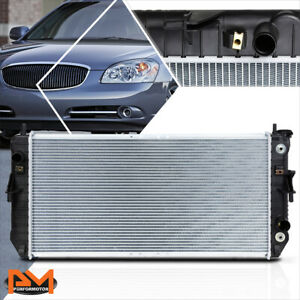 Aluminum OE Replacement Cooling Radiator for 06-08 Buick Lucerne 3.8 AT DPI-2854