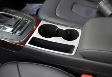 Für Audi A4 B8 8K A5 Geträngehalter Flaschenhalter Edelstahl Zierblenden #19