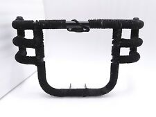 NEW ROYAL ENFIELD AIRFLY FRONT LEG GUARD WRAPPED WITH BLACK ROPE #RE236@PUMY
