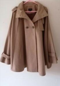 Topshop Cape Coat