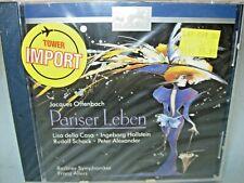 Jacques Offenbach PARISER LEBEN, Highlights Berlin SO/Allers, Eurodisc NEW