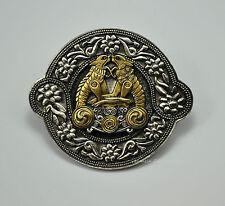 Celtes CELTIQUE design boucle de ceinture moyen-âge MYTHOLOGIE 561 Go