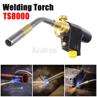TS8000 Bernzomatic Style Blow Torch for Brazing Soldering Mapp Map Gas Propane