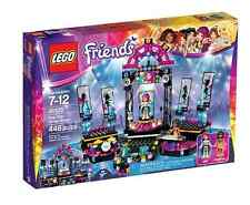 LEGO ® Friends 41105 POP STAR show stage NUOVO OVP NEW MISB NRFB