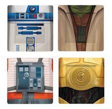 Star Wars Plates 4-Pack I Am Jedi - UK Seller