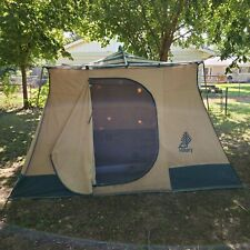 Vintage Hillary Canvas Camping Tent