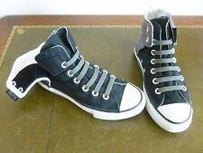 4c66b983bf3 Chaussures noirs Converse en toile pour garçon de 2 à 16 ans ...