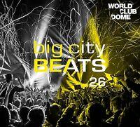 BIG CITY BEATS 26-WORLD CLUB DOME 2017 EDITION - 3 CD NEUF