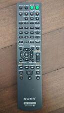 OEM SONY Remote RM-AAU055 AV System