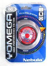 Yomega Nebula 2014 High Performance Yo Yo Rookie to Pro System Round Red TOY NIP