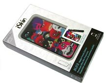 New iSkin Happy Friend Case for iPhone 4/4S-HPFIPH4-BK- FREE SHIPPING