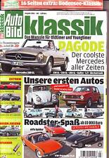 Auto Bild Klassik 7/13 Mercedes SL W113 Pagode 230/250/280/6.9/Rallye/914/2013