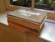Large Group of Perls Galleries Catalogues 1940s and 1950s Calder Dufy Leger etc