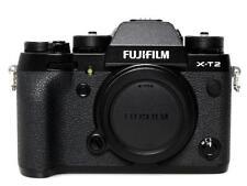 Fujifilm X-T2 24.0Mp Digital Slr Camera Black Body Excellent from Japan F/S