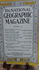 National Geographic Magazine Nat Geo October 1945 (NG30)