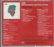 love forever changes 2x  cd promo collector's edition