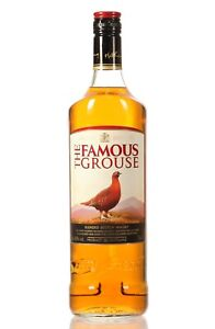 Famous Grouse Scotch Whisky - 40 % Vol. / 1 Liter