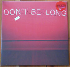 MAKE DO AND MEND Don't Be Long LP (SEALED) RED VINYL /800 kid dynamite.defeater