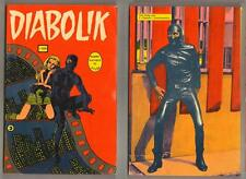 Superfumetti in film n. 2 DIABOLIK  Editoriale Corno 1976