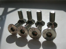 m6 x 16mm long front rear  brake disc retaining screws audi A1 A2 A3 A4 A5 A6 TT