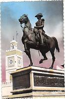 Algerien - Algier - -statue d Herzog'Orleans - der Ort der Regierung (F8688)