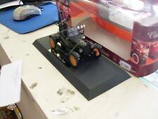 NEW RAY 1:32  DIE CAST  MODEL T  TOW TRUCK NERO CERCHI MARRONI  art. 55083A