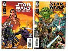 Star Wars: Jedi Council #1-4 (2000) Dark Horse VF/NM to NM