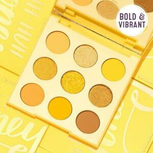 Colourpop Uh Huh Honey Pressed Powder Eyeshadow Palette New Authentic in Box