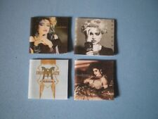 Dolls House miniatures - music album covers - MADONNA