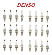 New Set of 24 Iridium Long-Life Spark Plugs DENSO For Acura Buick Chevrolet