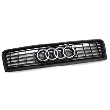 Original Audi A6 (C5 4B) Facelift Kühlergrill Exterieur Grill vorne schwarz OEM