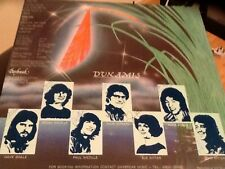 DUNAMIS . I  CAN FLY . FULLY SIGNED BY ALL MEMBERS. MINT UNUSED VINYL L.P. 1979