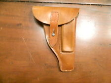 New listing ww2 German Walther Pp holster, Eagle D marked