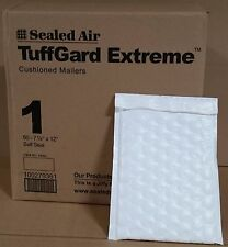 50 1 7 14 X 12 Jiffy Tuffgard Extreme Poly Bubble Mailers Extra Thick