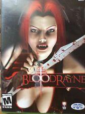 BLOOD RAYNE XBOX video Game
