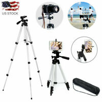 Cell Phone Camera Tripod Stand Holder Mount for iPhone 12/12 Pro