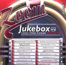 Zoom Karaoke Jukebox Series Volume 11 Classic Oldies CD + G New Sealed