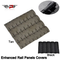 Tactical Airsoft Rail Cover Set For 20 Picatinny Rail Hunting Shooting AEG/GBB