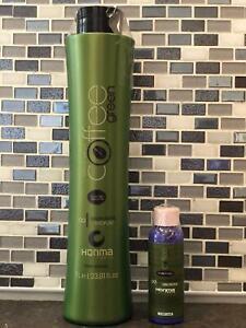 Lissage bresilien HONMA TOKYO GREEN 100 ml