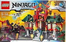 LEGO 70728 Ninjago Battle at Ninjago City