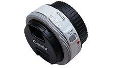 Canon EF 40mm f/2.8 STM Lens (White)!! BRAND NEW!! Frustration Free Packaging