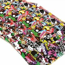 "Stickerbomb Sheet Decal Wrap Vinyl Funny Car JDM Sticker 150 mm 12"" x 8''"