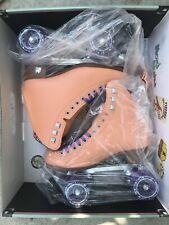 Moxi Beach Bunny Roller Skates Moxi Size 6 (W 6.5 - 7.5) Peach - READY TO SHIP