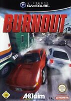 Nintendo GameCube Spiel - Burnout DE/EN mit OVP