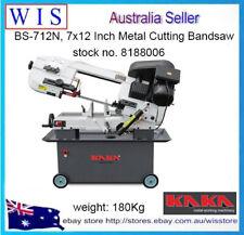 BS-712N, 7x12 Inch Metal Cutting Bandsaw, Solid Horizontal Metal Bandsaw-8188006