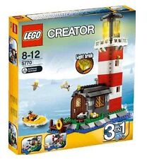 Lego City Town Creator 5770 Light House LIGHTHOUSE ISLAND NISB Xmas Present Gift