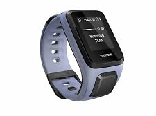 TomTom Spark + Music Laufuhr Multisport GPS Fitness Uhr Lila Größe: S