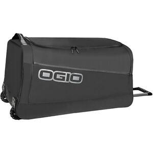NEW OGIO SPOKE STEALTH WHEELED KIT GEAR BAG ENDURO TRAVEL MOTOCROSS BMX BLACK