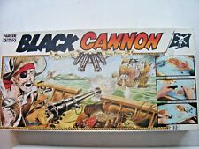 Buccaneer  Black Cannon Board Game ..Parker 1987
