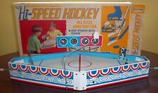 Gotham Speed Hockey game  1968  table top hockey